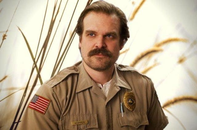 Jim Hopper Season 4 Stranger Things DKODING