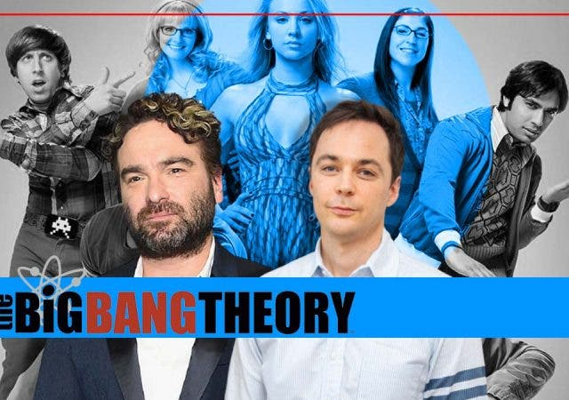 It was Jim Parsons and Johnny Galecky ego that tore apart 'The Big Bang Theory'