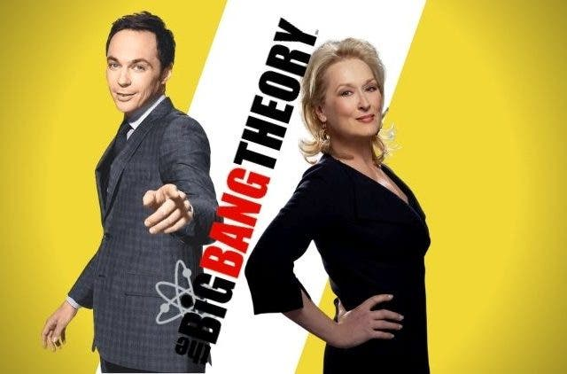 Meryl Streep is blown away by Jim Parsons in 'Hollywood