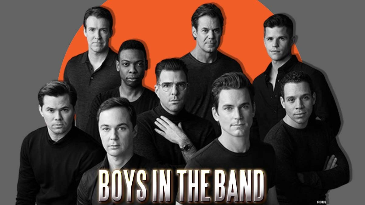 What is The Boys In The Band about?