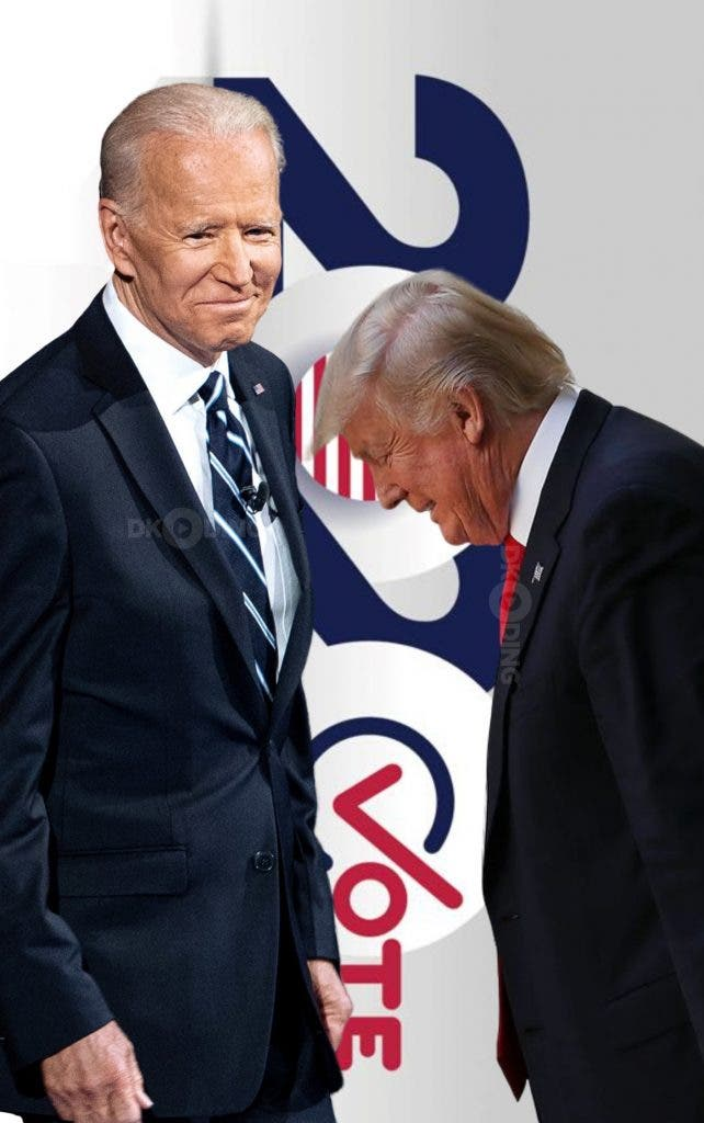 Donald Trump 73. Joe Biden 78. What If One Of Them Contracts coronavirus In The Lead-up To The US Elections 2020