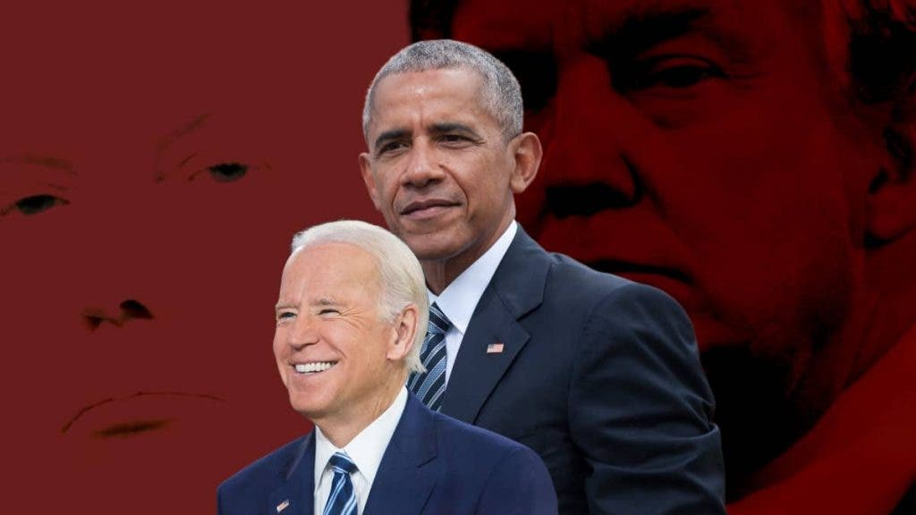 The Political Becomes Personal — Barack Obama Enters The Fray On Joe Biden's Behalf