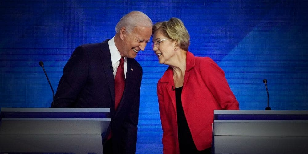 Joe-Biden-Elizabeth-Warren-Trade-Newsline-DKODING