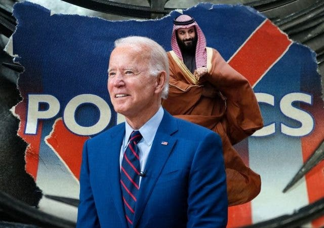 Biden Downgrades The Political Value Of Saudi Crown Prince MBS