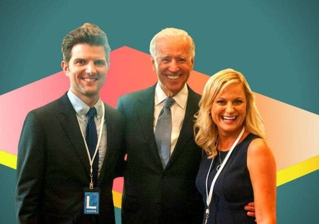 Joe Biden Parks and Recreation