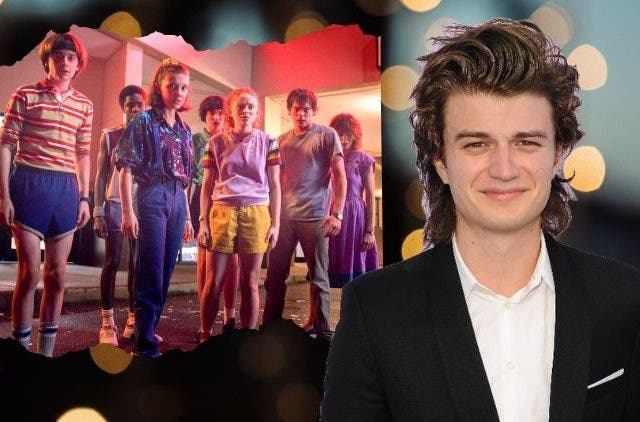 Stranger Things star Joe Keery is looking for more opportunities
