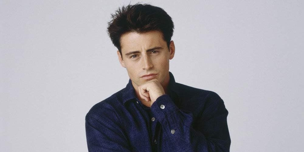 Joey Tribbiani Friends Easter Egg Trending Today DKODING