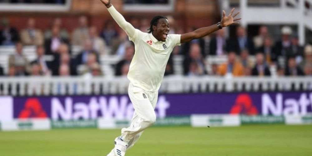 Jofra Archer Test Cricket Sports DKODING