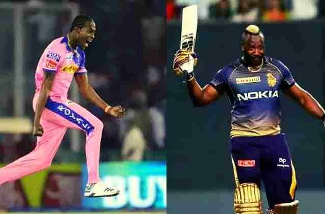 Jofra-Archer-Vs-Andre-Russell-Kkr-Ipl-2019-Cricket-Sports-DKODING