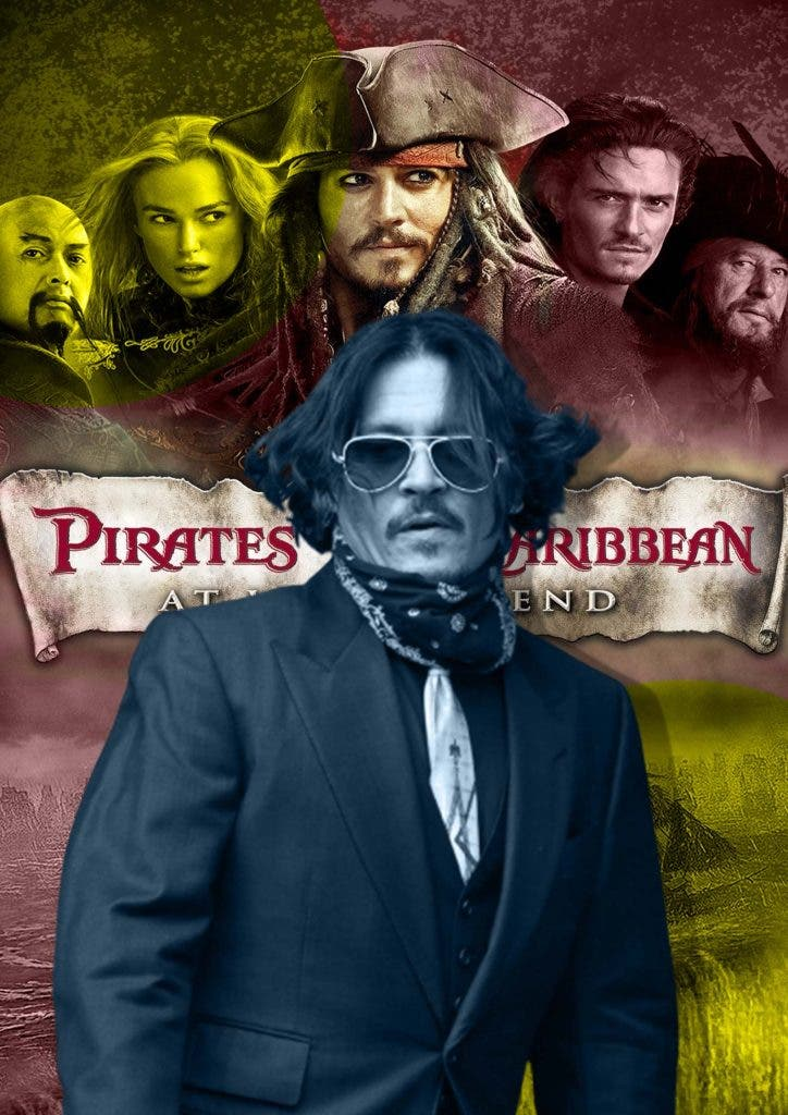 Johnny Depp confesses to not missing Pirates of Caribbean at all