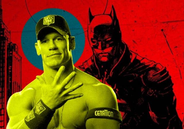 John Cena the perfect pick for Batman