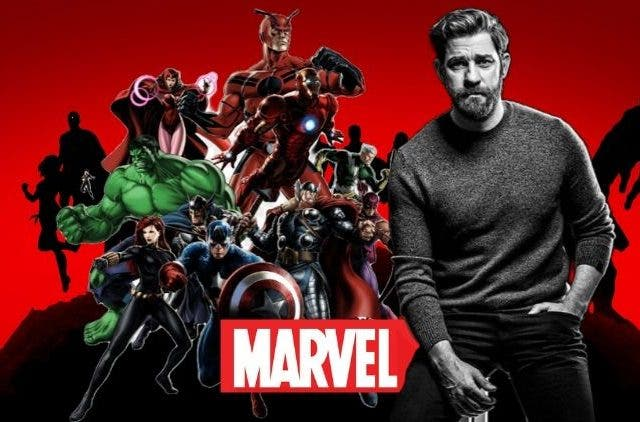 John Krasinski opens up about losing MCU's role