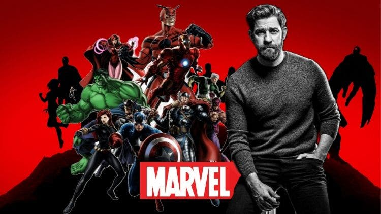 The Office's John Krasinski Opened Up About Losing A Role With MCU