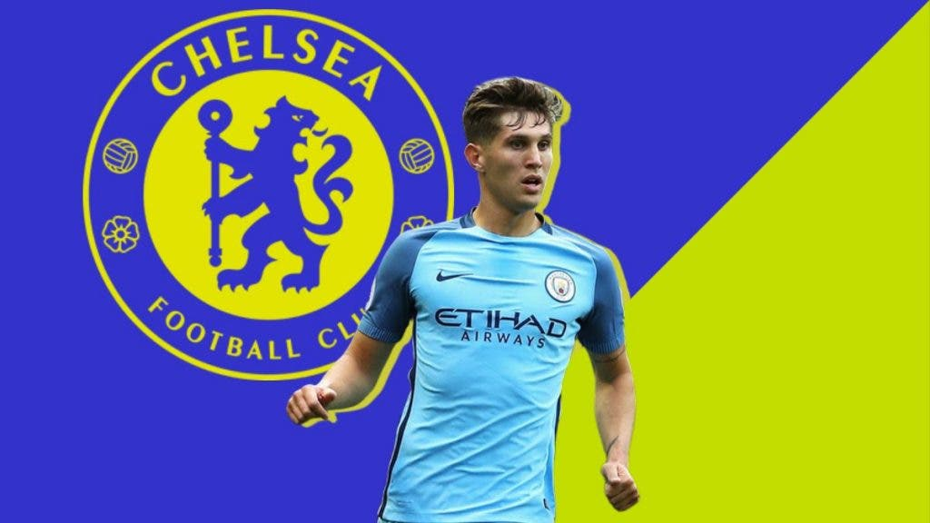 Chelsea's Pursuit Drags On Amid John Stones' Reluctance To Leave Manchester City