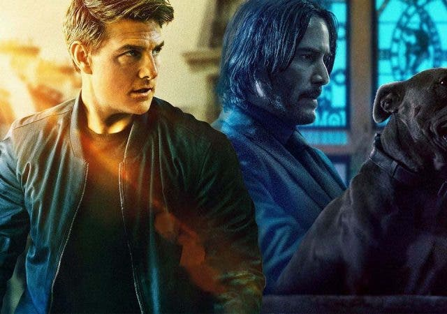 Its the showdown between Keanu Reeves' 'John Wick Chapter 4' and Tom Cruise's 'MI 7'