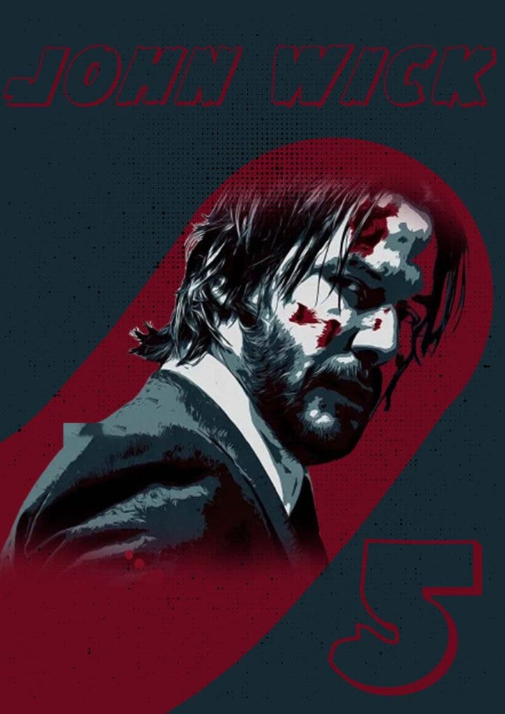 John Wick 5 to end Keanu Reeves' assassin journey?