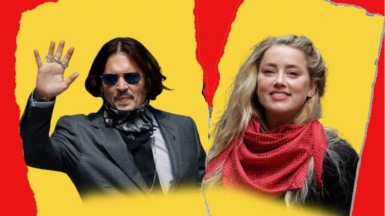 Shut up and Divorce: Johnny Depp & Amber Heard's Court Drama Is Spiralling Out Of Control