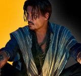 Johnny Depp is relieved that his career is out of danger due to his warrior fans