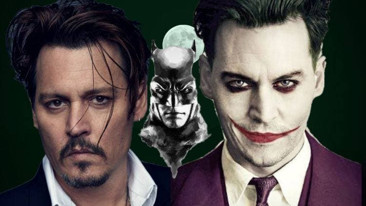First Look Of Johnny Depp As Joker In Batman 2021 Out
