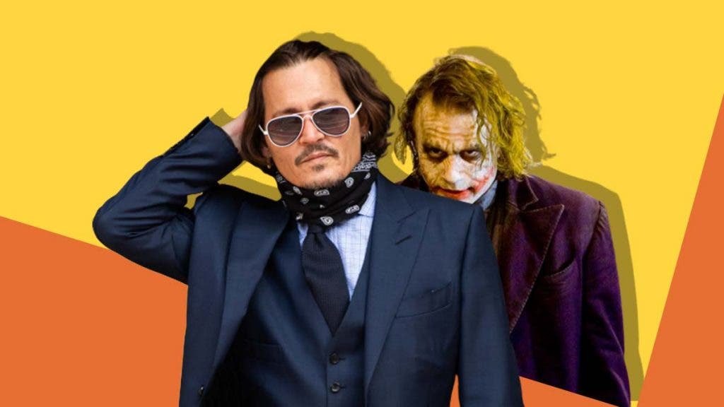 Why Johnny Depp Is The Perfect Fit To Pay Tribute To Heath Ledger's Joker