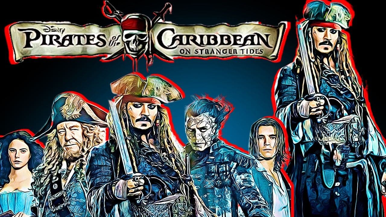 Disney over Pirates of the Caribbean 6 without Johnny Depp.