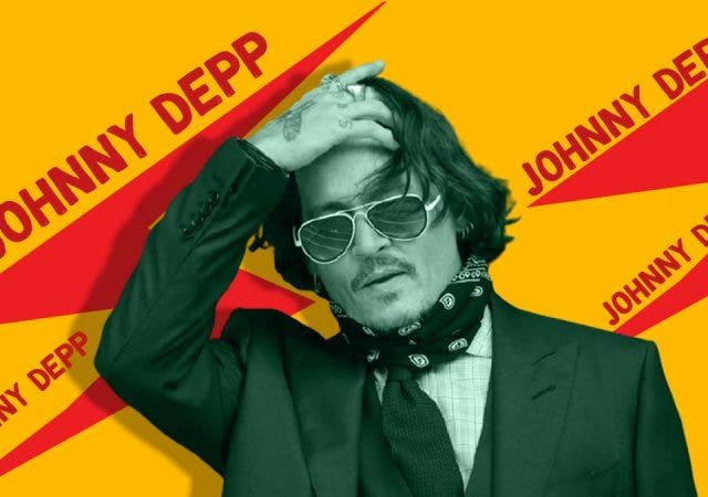 Netflix, without announcing anything, is blocking Johnny Depp in all its projects