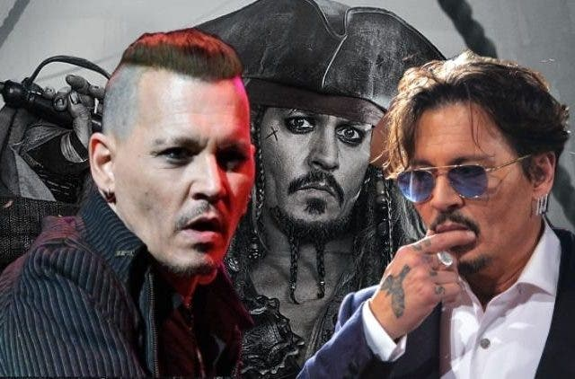 Johnny Depp Pirates of The Caribbean Reboot