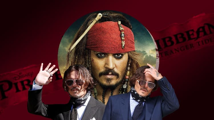 Johnny Depp puts POTC 6 in trouble