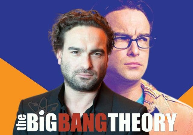 Johnny Galecki Big Bang Theory