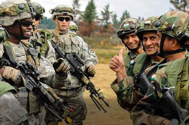 Joint-Military-Training-Exercise-Being-Conducted-Between-India-USA-Videos-DKODING