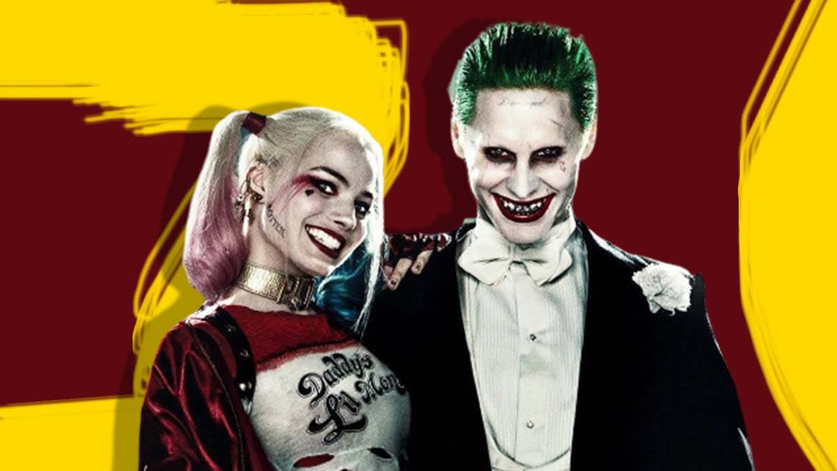 the chemistry between Joker and Harley Quinn in 'Gotham'