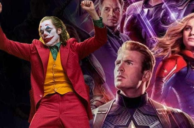 Joker beats Avenger: Endgame on Multiple Levels
