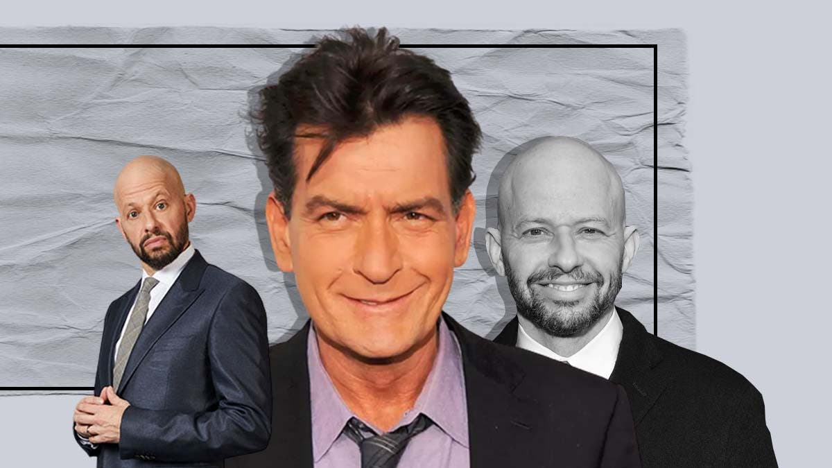Believe it or not, Jon Cryer actually knows the real side of Charlie Sheen