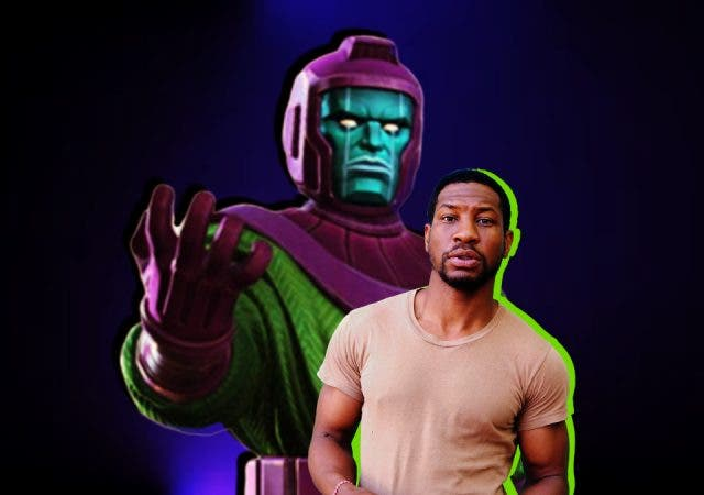Jonathan Majors Kang The conqueror in Ant-Man 3