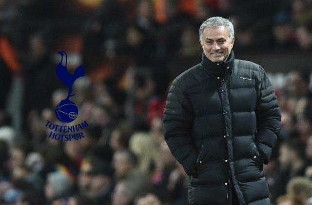 Jose Mourinho Tottenham Hotspur Football Sports DKODING