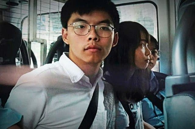 Joshua-Wong-In-US-To-Seek-Support-Global-Politics-DKODING