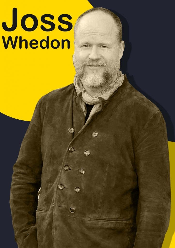 Joss Whedon claimed that he didn't take notes 'even from RDJ'