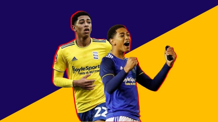 How Jadon Sancho Influenced Jude Bellingham's Move To Borussia Dortmund