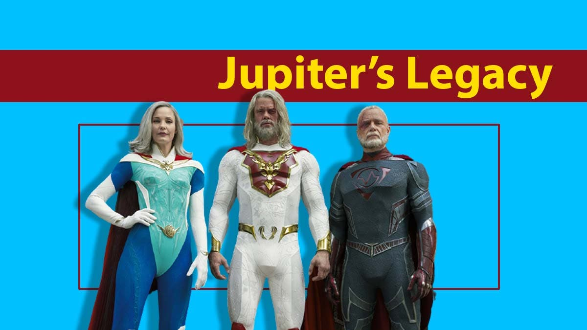 Will there be 'Jupiter's Legacy' Season 2'? Here's everything you need to know