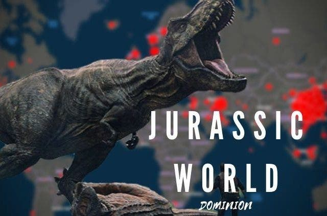 Jurassic World: Dominion Coronavirus DKODING
