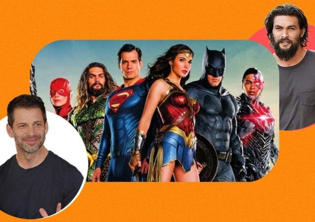 Aquaman Jason Momoa desires to take over 'Justice League 2' in place of Zack Snyder