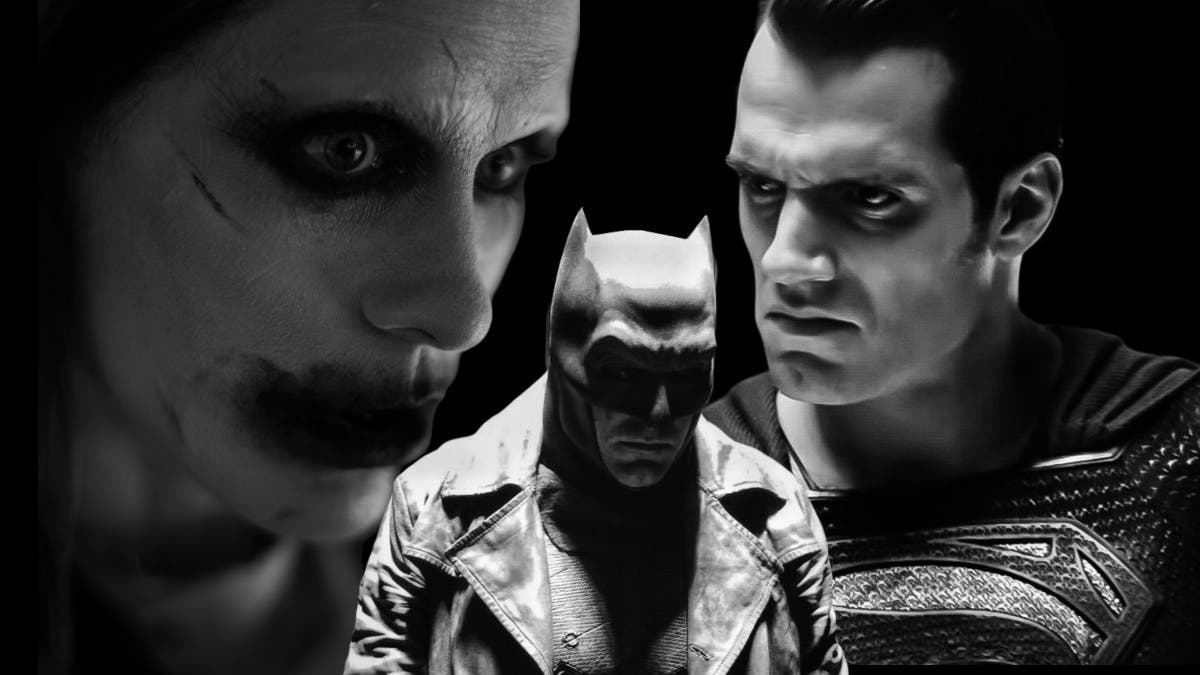 Knightmare Sequence Snyde Cut Justice League