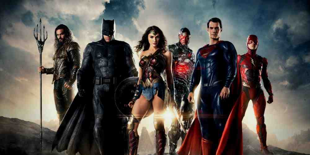 Justice League The Snyder Cut DKODING