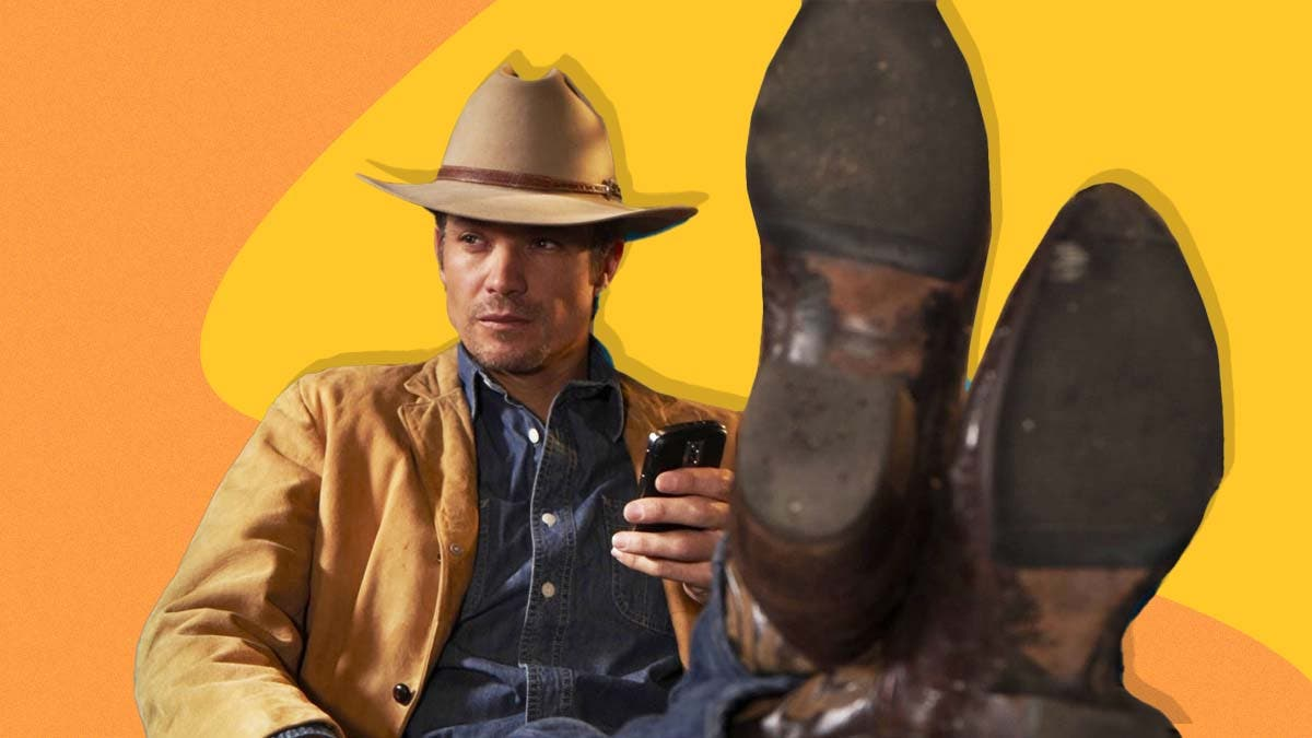 The FX show 'Justified' will be available exclusively on Amazon for streaming