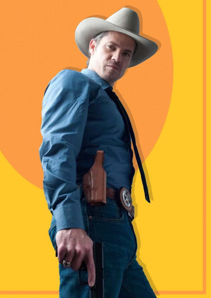 Amazon won the game against Netflix through 'Justified'