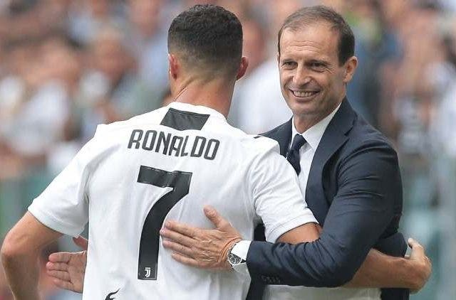 Juventus-Head-Coach-Praises-Ronaldo-Football-Sports-DKODING
