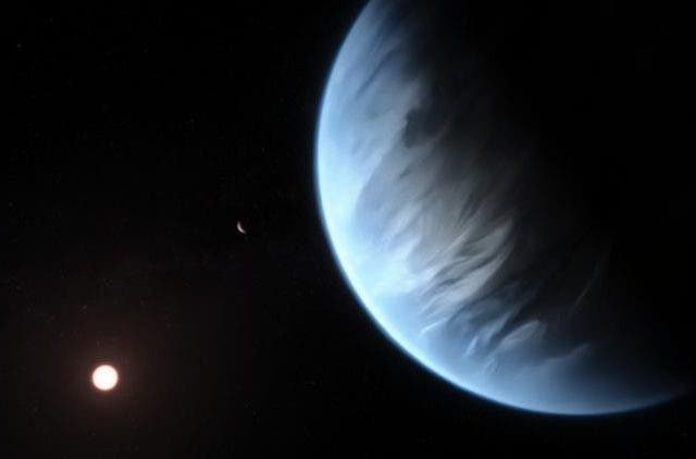 K2-18b is the exoplanet with potential water | NewsShot | DKODING