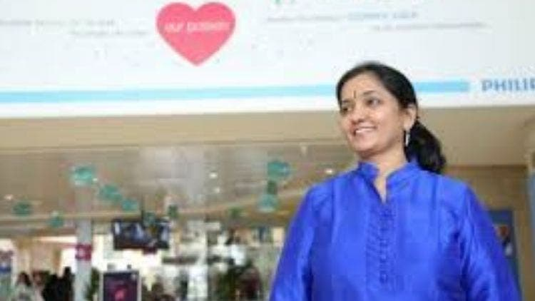 Kalavathi-G-V-CEO-Of-Philips-Innovation-Campus-Companies-Business-DKODING