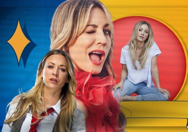 Kaley Cuoco Is Afraid Of Being Known As Penny Forever