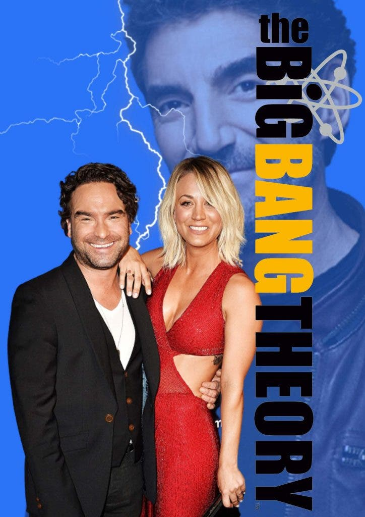 'The Big Bang Theory' creator Chuck Lorre exploited Kaley Cuoco and Johnny Galecki's break-up
